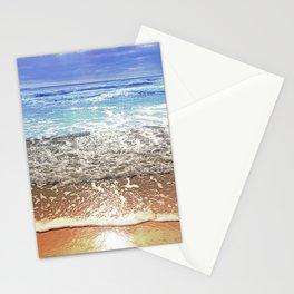 Beach Landscape Stationery Cards