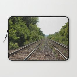 End of the Line Laptop Sleeve