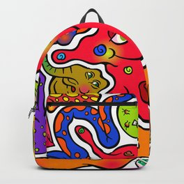 Jigsaw Germs Backpack