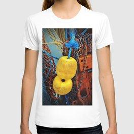 Yellow Buoys T-shirt