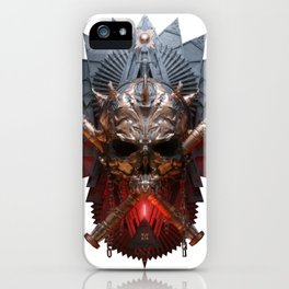 Sith / V1 iPhone Case