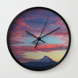 Hood Northside Wall Clock