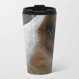 Louise A Boxer Mix Travel Mug