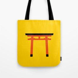 Torii (鳥居) (eastern portal) Tote Bag