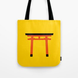 Torii (鳥居) (eastern portal) Tote Bag