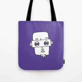 Faces 02 Tote Bag