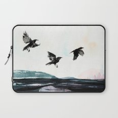 Crows Laptop Sleeve