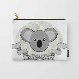 100% Koalafied Carry-All Pouch