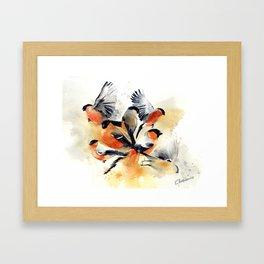 akwarelka 119 Framed Art Print