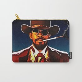 The D is Silent Carry-All Pouch