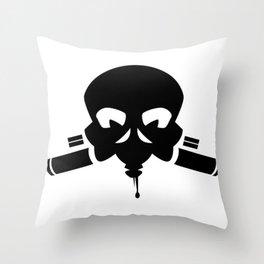 Saints Logo Throw Pillow