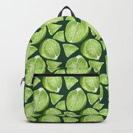 Lime... Juice... Mood... Backpack