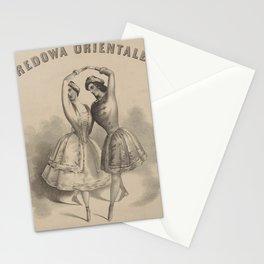 Rousset Teresine creatorRedowa orientale Mlle Teresine and Mlle Clementine RoussetAdditional Redowa Stationery Cards