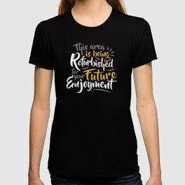 Refurbishment T-shirt