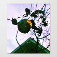 mid century Canvas Prints featuring Mid-century ornament by Vorona Photography