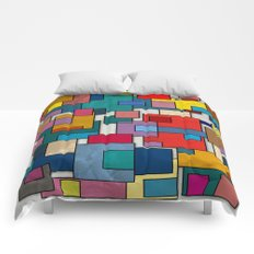 Abstract #317 Comforters