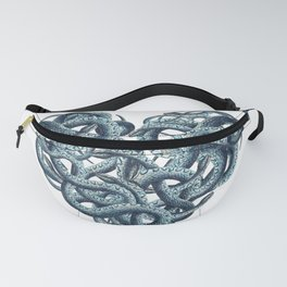 Just A Girl Who Loves Snakes Heart Fanny Pack