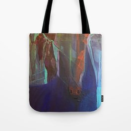 Winged Grace Tote Bag
