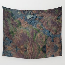 Mossy Water Wall Tapestry