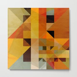 Mosaico 163 Metal Print