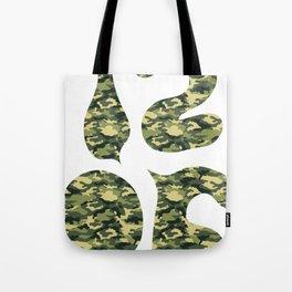 1206 Cammo Tote Bag