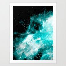 Wonderful Space Art Print