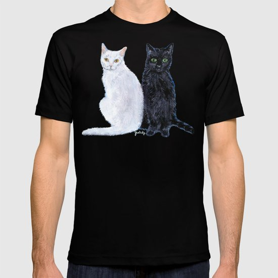 Kingston and Midnight T-shirt