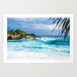 Cali Summer Art Print
