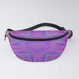 Jeweled splendor in vibrant pink Fanny Pack
