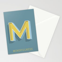 Mindfulness Stationery Cards