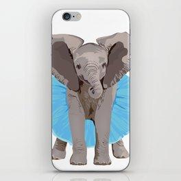 The Fanciest Elephant iPhone Skin