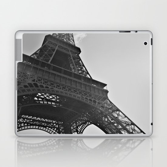Eiffel Tower Laptop & iPad Skin