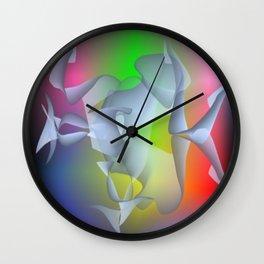 Brainwave Wall Clock