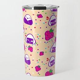 Kawaii Bento Party Travel Mug