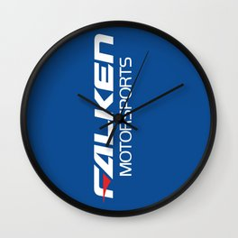 Falken Motorsport Wall Clock
