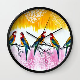 Conversations Wall Clock