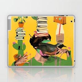 SURREAL KNOWLEDGE Laptop & iPad Skin