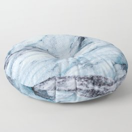 Ice Ice Baby Floor Pillow