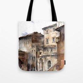 Cortona, Italy Tote Bag