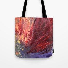 Abstract Untitled Creation by Robert S. Lee Tote Bag