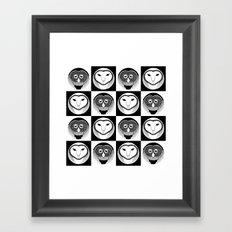 owlmix Framed Art Print
