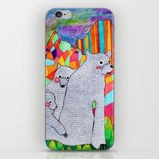 Three Bears iPhone Skin