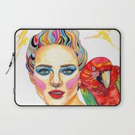Carmen - A Tropical Mind Laptop Sleeve
