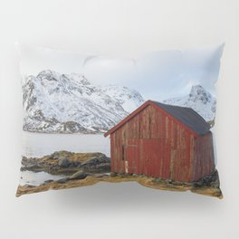 The red shed Pillow Sham