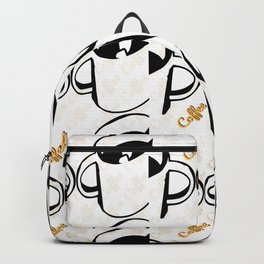Coffee vision Backpack