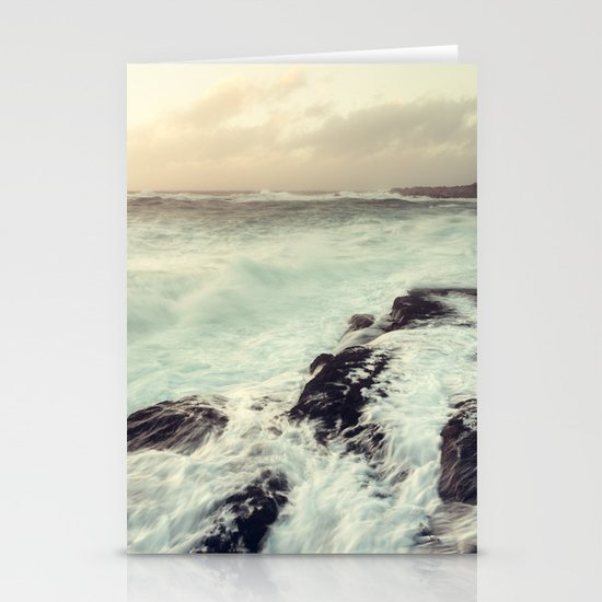 Washed in Surf Stationery Cards