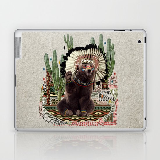 AHANU Laptop & iPad Skin
