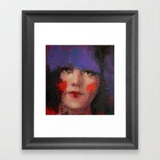 Moly Candy Framed Art Print