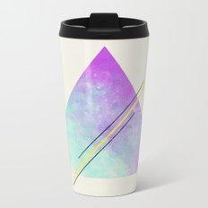 Triangle  Metal Travel Mug