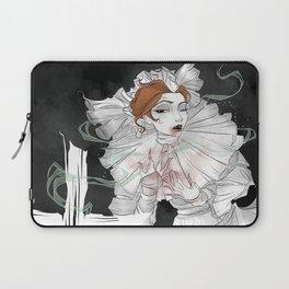 Vampire Lucy Laptop Sleeve